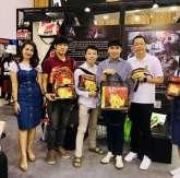 งานประชุมใหญ่สามัญประจำปีสมาคมโรงสีข้าวไทย๒๕๖๒ณศูนย์ประชุมและฝีก